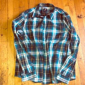 H&M Dress Up Casual Button Up Shirt 👔